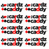 Cardz Caddy