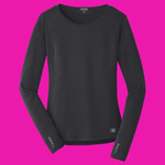 Endurance Ladies Long Sleeve Pulse Crew