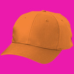 Youth 6-Panel Twill Cap